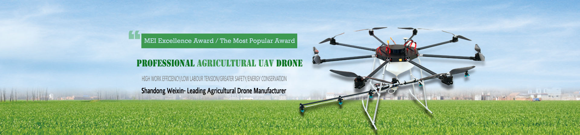 Agriculture UAV Drone