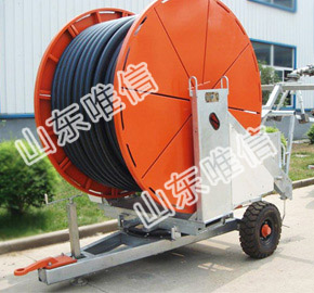 Water Wheel Agricultural Reel Irrigation